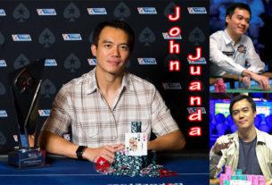 John Juanda Raja Poker Indonesia